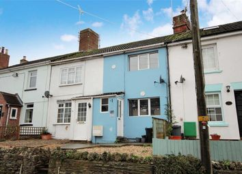 Thumbnail 2 bed terraced house for sale in Marlborough Road, Wroughton, Swindon