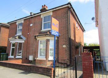 Thumbnail 3 bedroom semi-detached house for sale in Macnaghten Road, Southampton