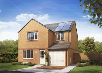 "Thumbnail 4 bedroom detached house for sale in ""The Leith "" at Dunlop Road, Stewarton, Kilmarnock"