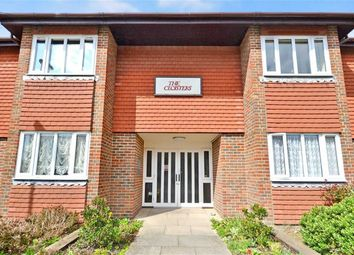 Thumbnail 1 bed flat for sale in The Cloisters, Carnegie Road, Worthing, West Sussex