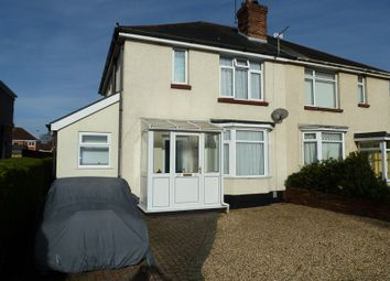 Thumbnail 3 bed semi-detached house for sale in Kinson Grove, Kinson, Bournemouth