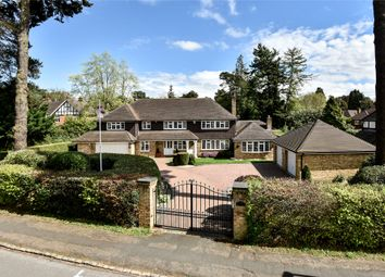 5 bed detached house for sale in Crawley Ridge, Camberley, Surrey GU15