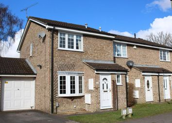Thumbnail 3 bed end terrace house for sale in The Potteries, Farnborough