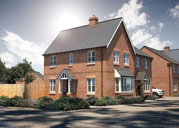 "Thumbnail 3 bedroom semi-detached house for sale in ""The Staunton"" at Penny Lane, Amesbury, Salisbury"