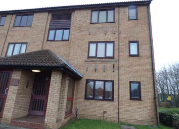 Thumbnail 2 bed flat for sale in Alburgh Close, Bedford