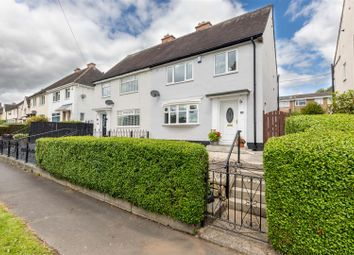 Thumbnail 3 bed semi-detached house for sale in Broomy Hill Road, Throckley, Newcastle Upon Tyne