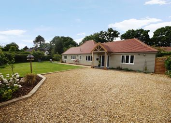Thumbnail 4 bed detached bungalow for sale in Church Path, Hook