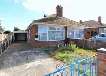 Thumbnail 2 bed semi-detached bungalow for sale in Roman Way, Caister-On-Sea, Great Yarmouth