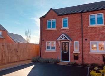 Thumbnail 2 bedroom semi-detached house to rent in Kingston Road, Kirkby In Ashfield