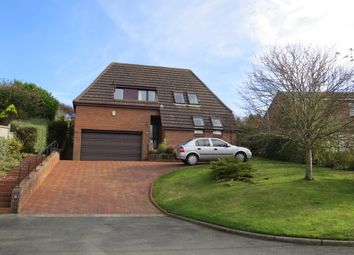 Thumbnail 5 bedroom detached house for sale in The Crofts, St Bees, Cumbria