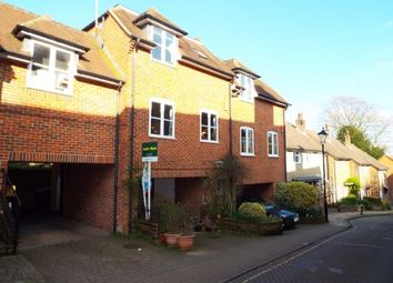 Thumbnail 3 bedroom terraced house for sale in Canon Street, Winchester