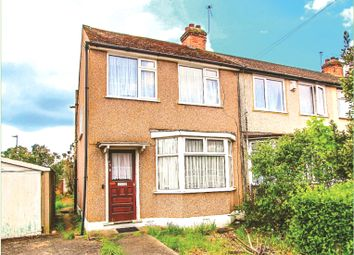 Thumbnail 3 bed end terrace house for sale in Mayswood Gardens, Dagenham East