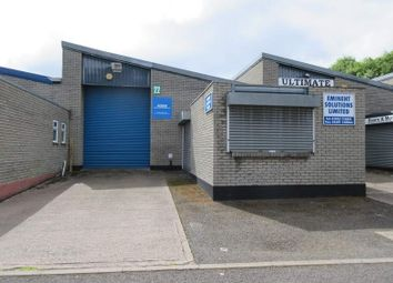 Thumbnail Light industrial to let in Wulfrun Trading Estate Stafford Road, Wolverhampton