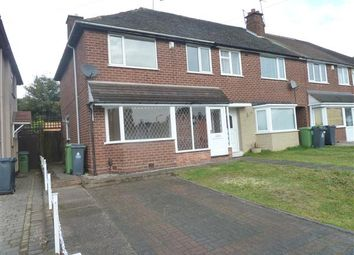 Thumbnail 3 bedroom end terrace house to rent in Queslett Road, Pheasey Great Barr, Great Barr, Birmingham