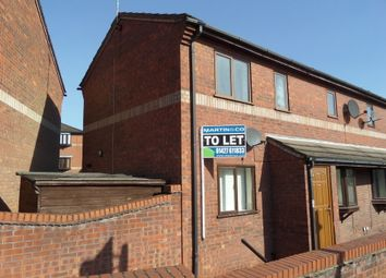 Thumbnail 2 bed end terrace house for sale in Bridge Road, Gainsborough
