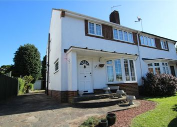 Thumbnail 3 bed semi-detached house for sale in Woodley Road, Orpington, Kent