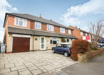 Thumbnail 5 bed semi-detached house for sale in Barnfield Road, Bollington, Macclesfield, Cheshire