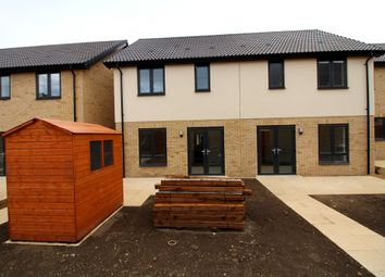 Thumbnail 3 bed property for sale in Squires Close, Chesterton, Cambridge