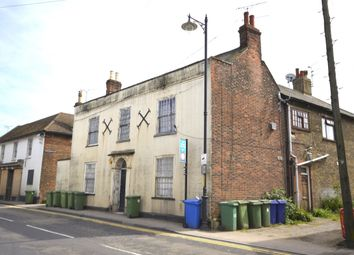 Thumbnail 1 bed flat for sale in High Street, Newington, Sittingbourne