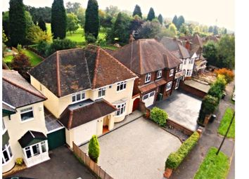 Thumbnail 4 bed detached house for sale in Chester Road South, Kidderminster