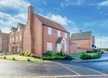 Thumbnail 4 bed detached house for sale in Ashburton Close, Wells-Next-The-Sea
