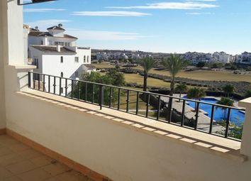 Thumbnail 2 bed apartment for sale in Hacienda Riquelme Golf Resort, Murcia, Spain