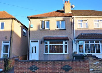 Thumbnail 2 bed semi-detached house for sale in Beaconsfield Road, Bexley