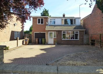 Thumbnail 4 bed detached house for sale in Colvile Road, Wisbech