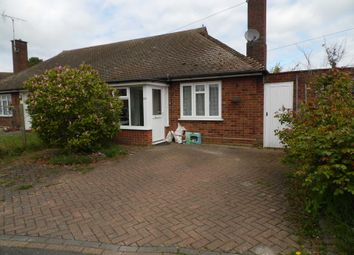 Thumbnail 2 bedroom semi-detached bungalow to rent in Ormonde Avenue, Rochford