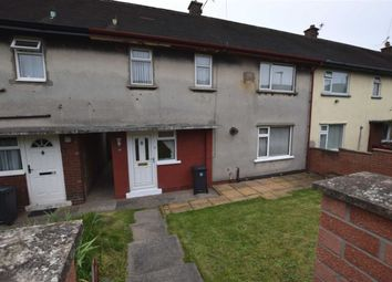 Thumbnail 3 bed terraced house for sale in Woodward Avenue, Barrow In Furness, Cumbria