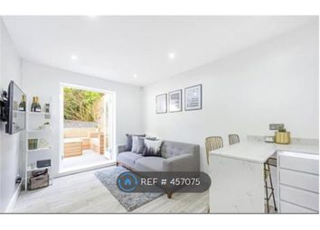 Thumbnail 1 bed flat to rent in Homefield Road, London