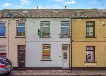 Thumbnail 2 bed terraced house for sale in Tyntyla Road, Ystrad, Pentre