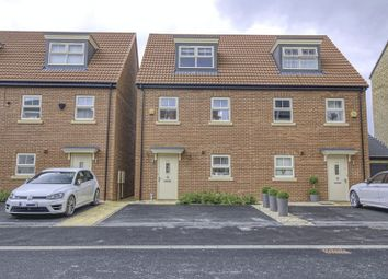 Thumbnail 3 bed semi-detached house for sale in Seals Drive, Ackworth, Pontefract