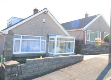 Thumbnail 3 bedroom detached bungalow for sale in Heol Saffrwm, Morriston, Swansea, City And County Of Swansea.