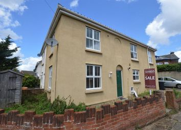 Thumbnail 3 bed semi-detached house for sale in Bracondale Green, Norwich
