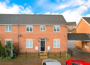 Thumbnail 3 bed semi-detached house for sale in Malham Drive, Kettering