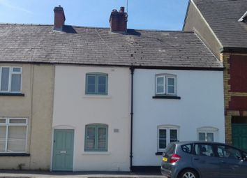 Thumbnail 2 bed terraced house to rent in Cinderhill Street, Monmouth