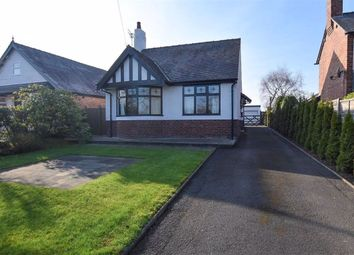 Thumbnail 2 bed detached bungalow for sale in Northwich Road, Northwich, Cheshire