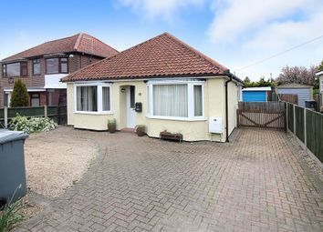 Thumbnail 4 bed detached bungalow for sale in Breydon Road, Sprowston, Norwich