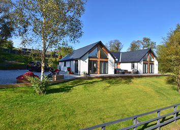 Thumbnail 4 bed detached house for sale in Achnabobane, Spean Bridge