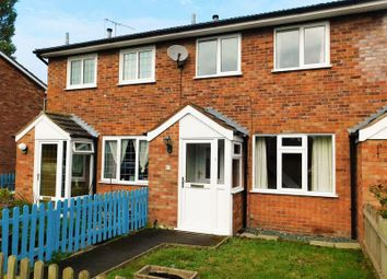 Thumbnail 2 bed terraced house for sale in The Burgage, Eccleshall, Stafford