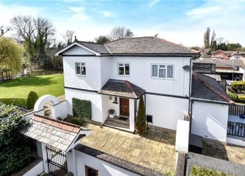 Thumbnail 5 bedroom detached house for sale in Colne Way, Staines-Upon-Thames, Surrey