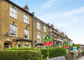 Thumbnail 3 bedroom flat for sale in Lausanne Road, Nunhead, London