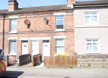 Thumbnail 3 bed terraced house to rent in Bearwood Hill Road, Burton-On-Trent