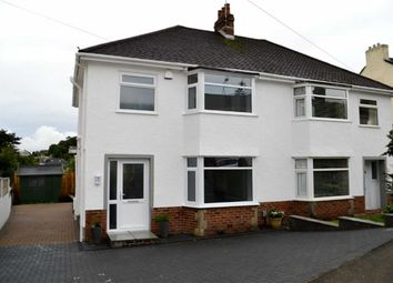 Thumbnail 3 bedroom semi-detached house for sale in Carnglas Road, Swansea