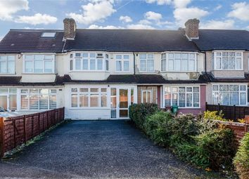 Thumbnail 3 bed terraced house for sale in Molesey Drive, Sutton, Surrey