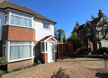 Thumbnail 3 bedroom semi-detached house for sale in Elm Road, Chessington
