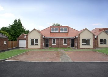 Thumbnail 3 bedroom semi-detached bungalow for sale in St. Lukes Close, Luton