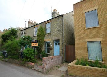 Thumbnail 2 bedroom end terrace house for sale in Greens Road, Cambridge