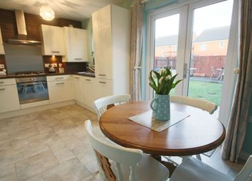 Thumbnail 3 bed semi-detached house for sale in Hard Field Close, Buckshaw Village, Chorley
